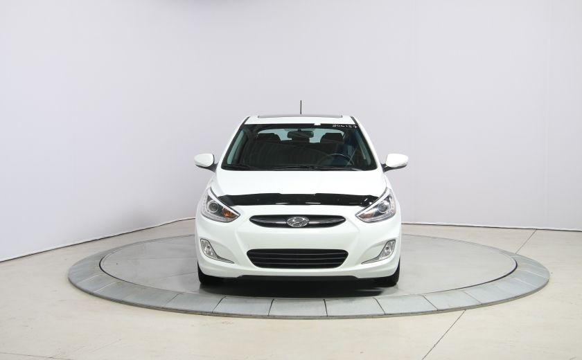 2015 Hyundai Accent GLS AUTO A/C TOIT MAGS BLUETHOOT #6