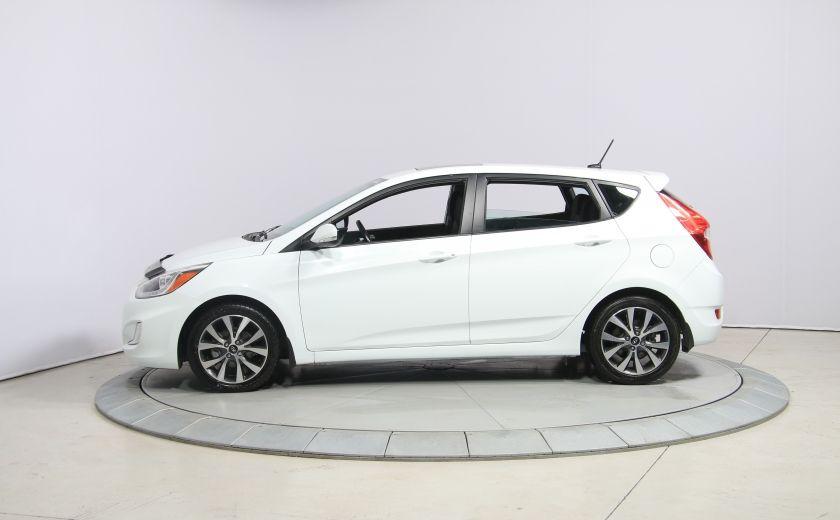 2015 Hyundai Accent GLS AUTO A/C TOIT MAGS BLUETHOOT #8