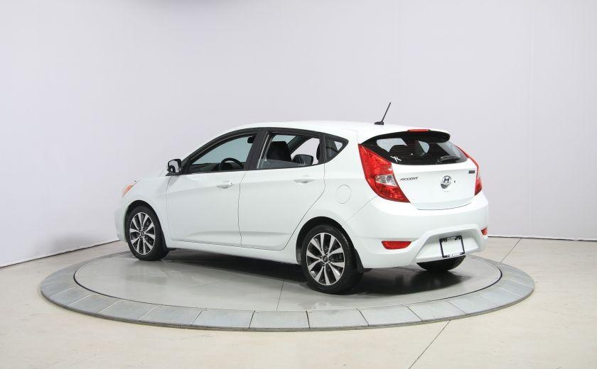 2015 Hyundai Accent GLS AUTO A/C TOIT MAGS BLUETHOOT #9