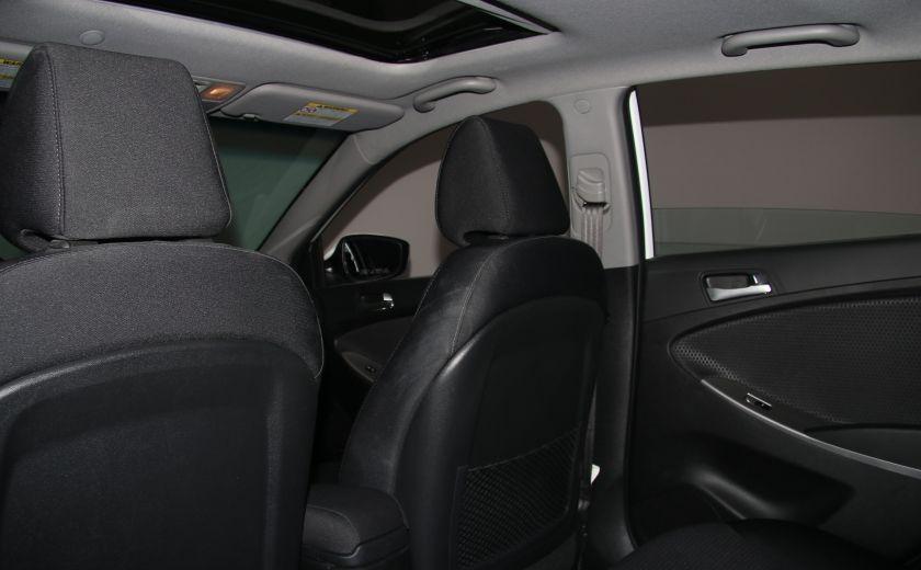 2015 Hyundai Accent GLS AUTO A/C TOIT MAGS BLUETHOOT #18