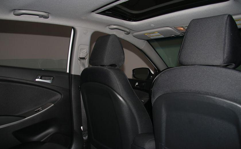 2015 Hyundai Accent GLS AUTO A/C TOIT MAGS BLUETHOOT #20