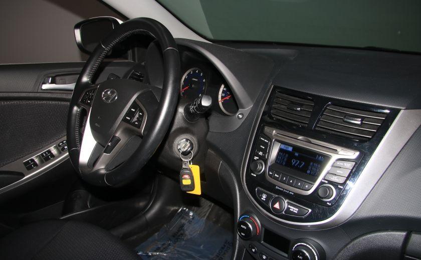 2015 Hyundai Accent GLS AUTO A/C TOIT MAGS BLUETHOOT #23