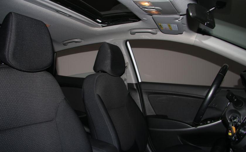 2015 Hyundai Accent GLS AUTO A/C TOIT MAGS BLUETHOOT #24