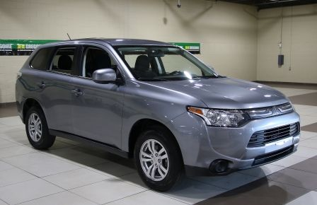 2014 Mitsubishi Outlander ES 4WD AUTO A/C MAGS BLUETHOOT in Sherbrooke