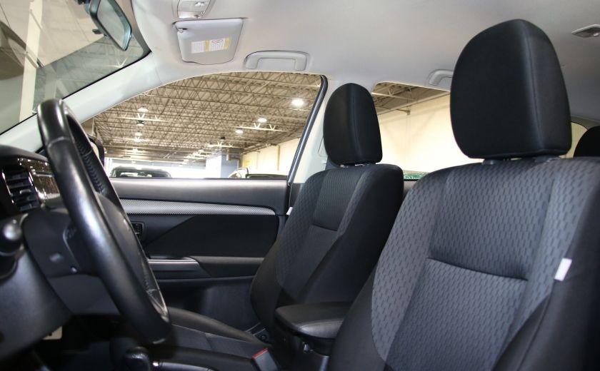 2014 Mitsubishi Outlander ES 4WD AUTO A/C MAGS BLUETHOOT #9