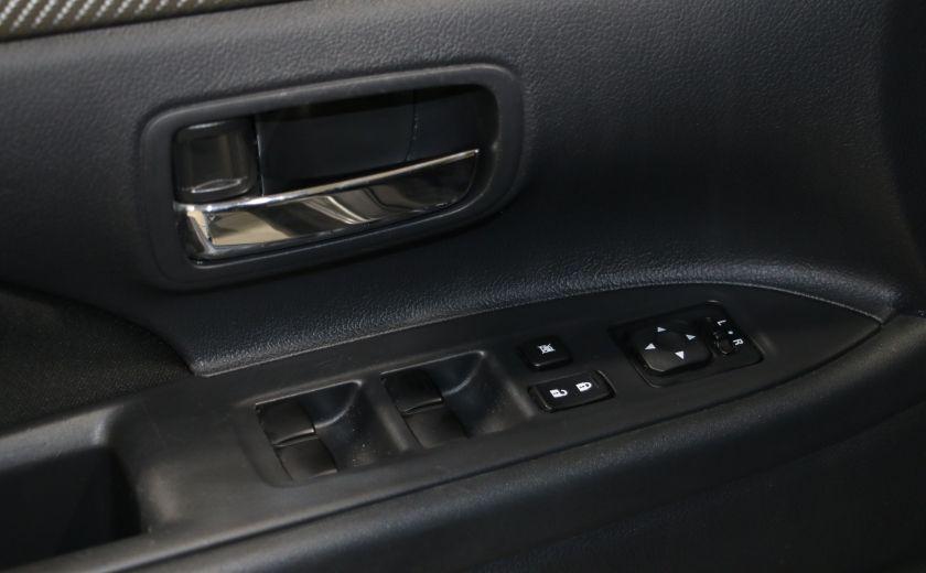 2014 Mitsubishi Outlander ES 4WD AUTO A/C MAGS BLUETHOOT #10