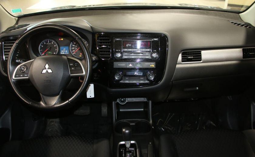 2014 Mitsubishi Outlander ES 4WD AUTO A/C MAGS BLUETHOOT #11