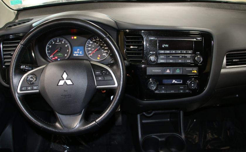 2014 Mitsubishi Outlander ES 4WD AUTO A/C MAGS BLUETHOOT #12