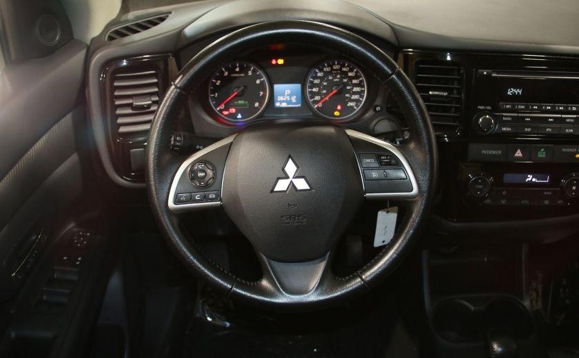 2014 Mitsubishi Outlander ES 4WD AUTO A/C MAGS BLUETHOOT #13