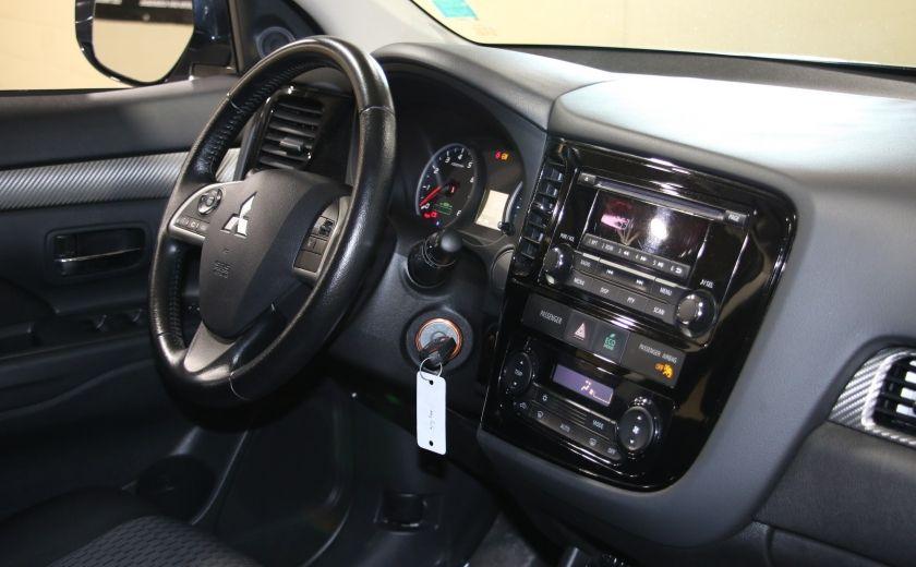 2014 Mitsubishi Outlander ES 4WD AUTO A/C MAGS BLUETHOOT #22