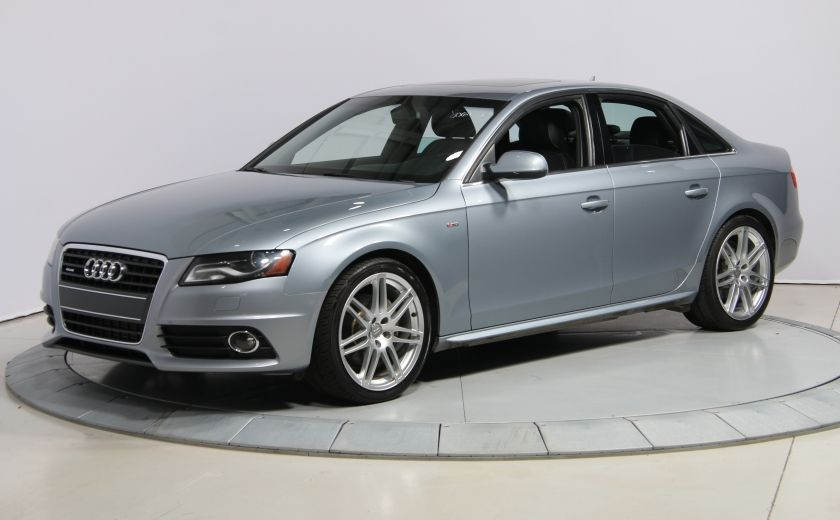 2011 Audi A4 2.0T Premium AWD AUTO A/C TOIT  MAGS BLUETOOTH #2