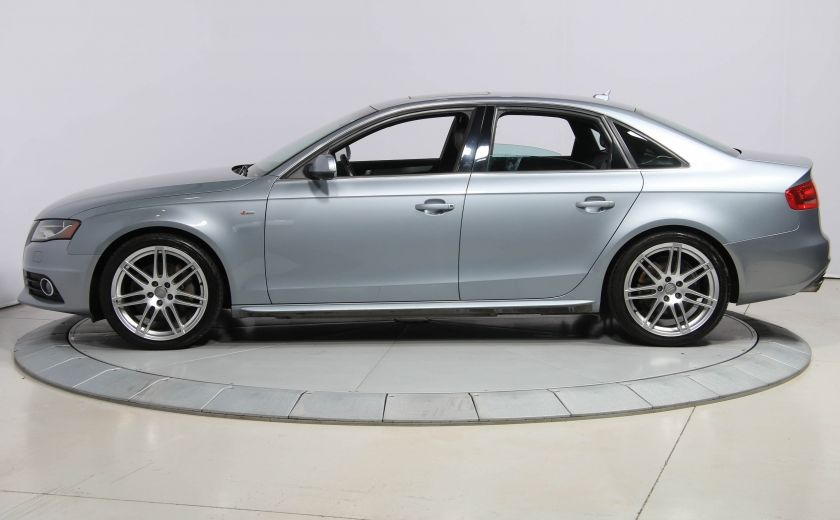 2011 Audi A4 2.0T Premium AWD AUTO A/C TOIT  MAGS BLUETOOTH #3