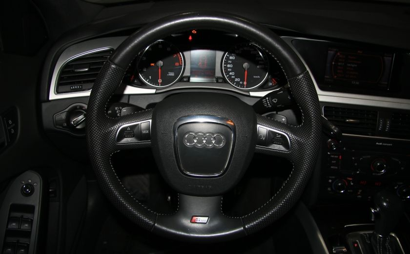 2011 Audi A4 2.0T Premium AWD AUTO A/C TOIT  MAGS BLUETOOTH #15