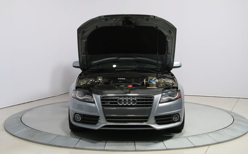 2011 Audi A4 2.0T Premium AWD AUTO A/C TOIT  MAGS BLUETOOTH #28