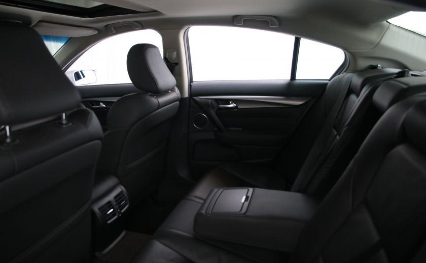 2012 Acura TL AUTO A/C CUIR TOIT MAGS #11