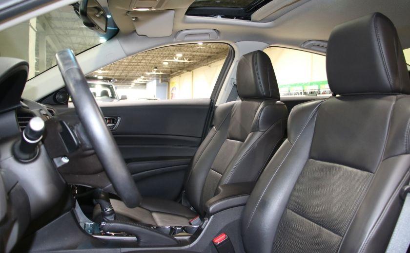 2015 Acura ILX Premium Pkg AUTO A/C CUIR TOIT MAGS #9