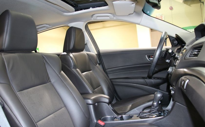 2015 Acura ILX Premium Pkg AUTO A/C CUIR TOIT MAGS #24
