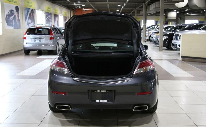 2012 Acura TL AUTO A/C CUIR TOIT MAGS #30