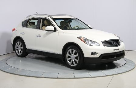 2013 Infiniti EX37 AWD AUTO A/C CUIR TOIT MAGS in Saguenay