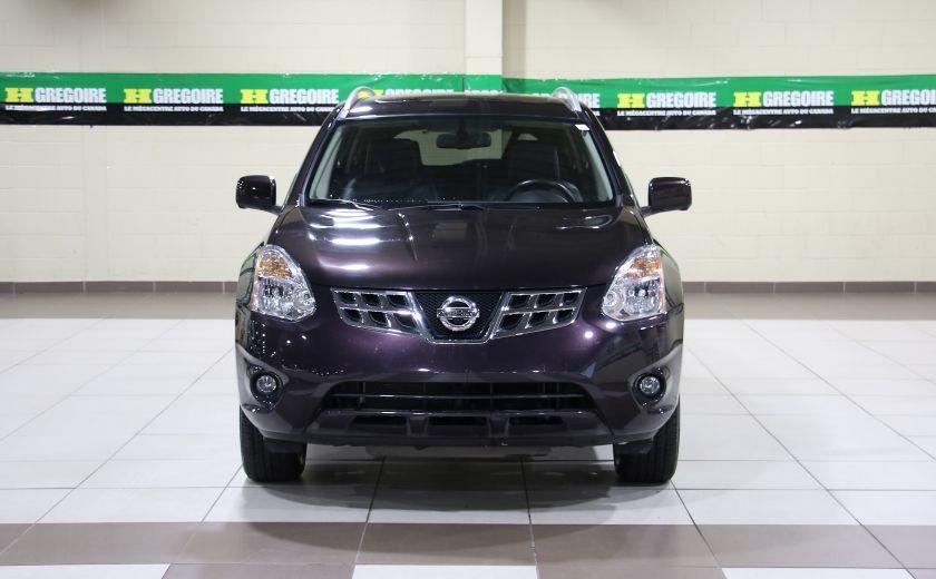 2013 Nissan Rogue SL AWD AUTO A/C CUIR TOIT MAGS #1