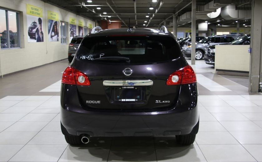 2013 Nissan Rogue SL AWD AUTO A/C CUIR TOIT MAGS #5