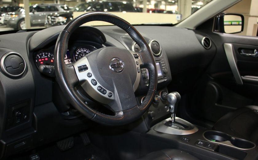 2013 Nissan Rogue SL AWD AUTO A/C CUIR TOIT MAGS #8