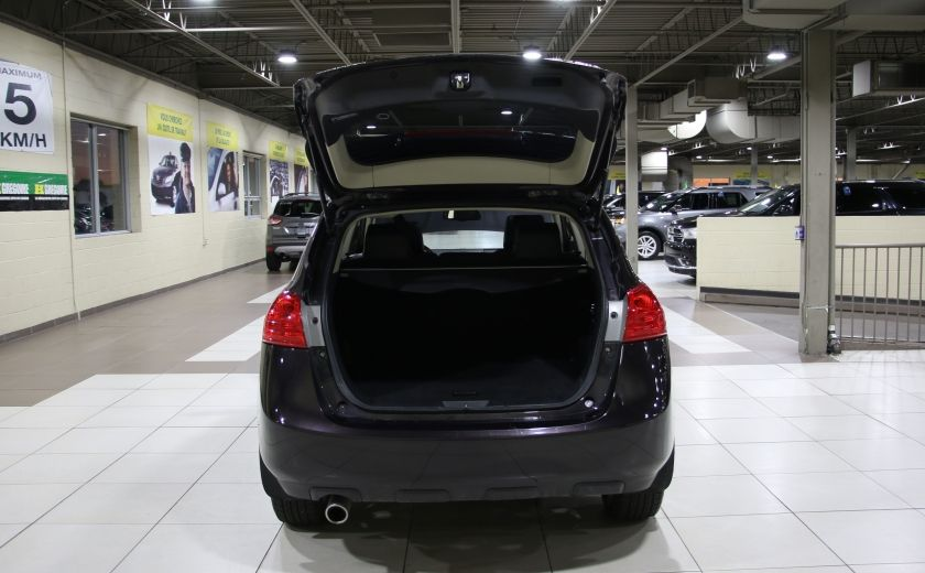 2013 Nissan Rogue SL AWD AUTO A/C CUIR TOIT MAGS #28