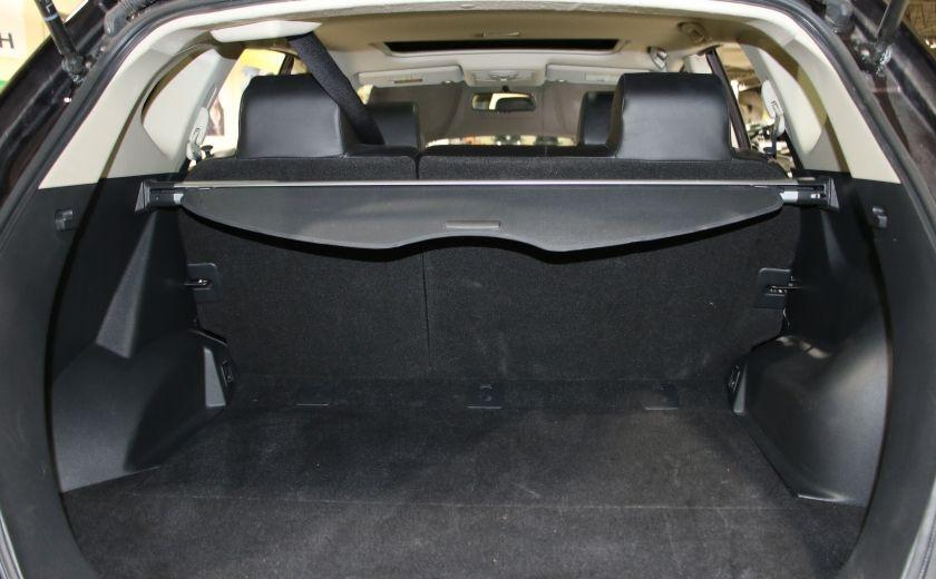 2013 Nissan Rogue SL AWD AUTO A/C CUIR TOIT MAGS #29