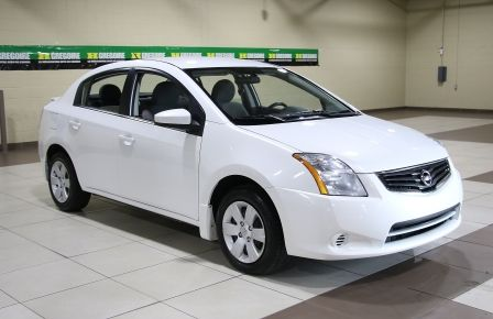 2012 Nissan Sentra 2.0 AUTOMATIQUE in Sept-Îles