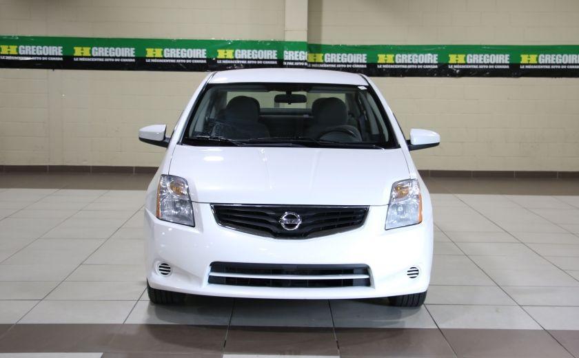 2012 Nissan Sentra 2.0 AUTOMATIQUE #1
