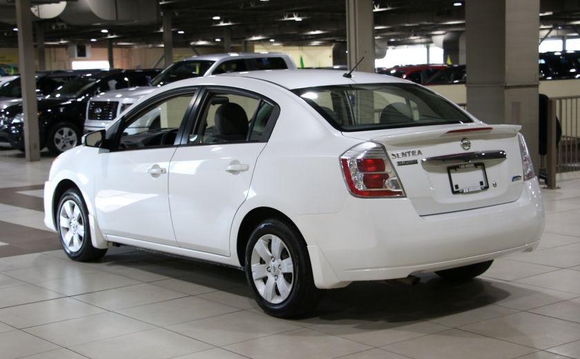 2012 Nissan Sentra 2.0 AUTOMATIQUE #4