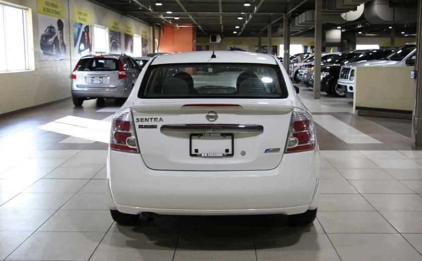 2012 Nissan Sentra 2.0 AUTOMATIQUE #5