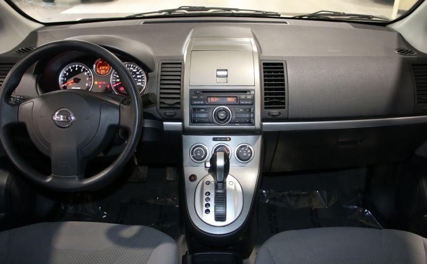2012 Nissan Sentra 2.0 AUTOMATIQUE #10
