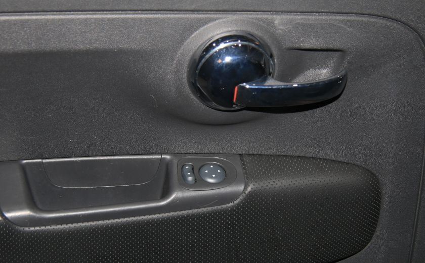2012 Fiat 500 Sport A/C TOIT MAGS  BLUETOOTH #10