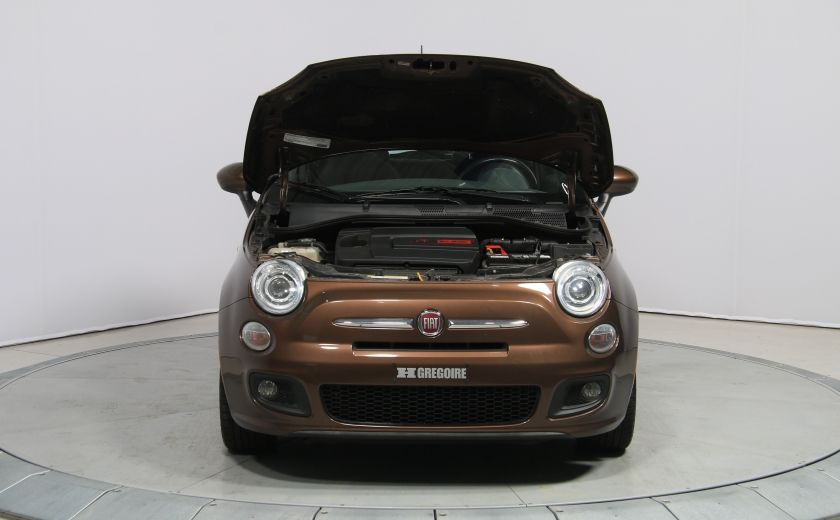 2012 Fiat 500 Sport A/C TOIT MAGS  BLUETOOTH #24