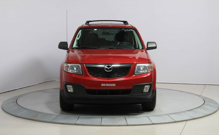2011 Mazda Tribute GT 4WD AUTO CUIR TOIT MAGS CAM.RECUL #1