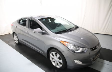 2013 Hyundai Elantra Limited AUTO CUIR TOIT MAGS BLUETOOTH in Drummondville