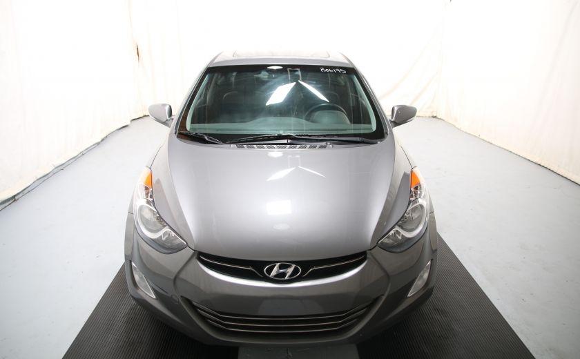 2013 Hyundai Elantra Limited AUTO CUIR TOIT MAGS BLUETOOTH #1
