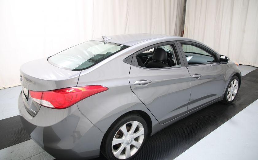2013 Hyundai Elantra Limited AUTO CUIR TOIT MAGS BLUETOOTH #5