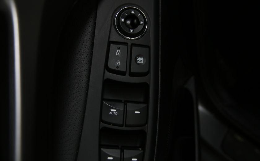 2013 Hyundai Elantra Limited AUTO CUIR TOIT MAGS BLUETOOTH #6
