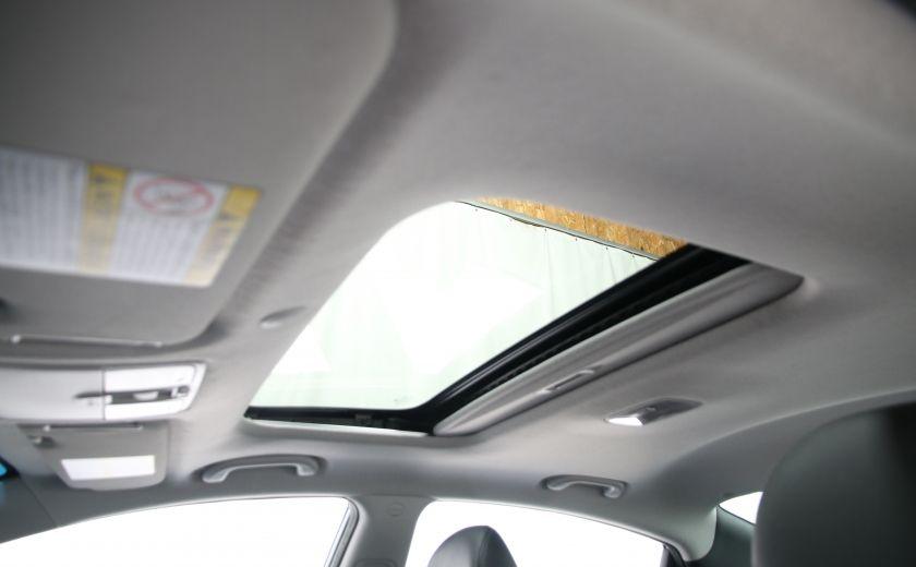 2013 Hyundai Elantra Limited AUTO CUIR TOIT MAGS BLUETOOTH #9