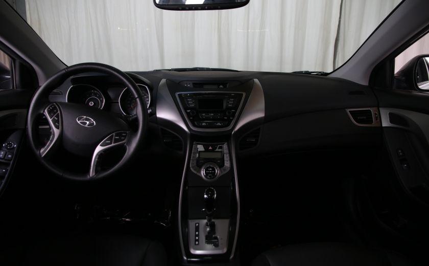 2013 Hyundai Elantra Limited AUTO CUIR TOIT MAGS BLUETOOTH #12
