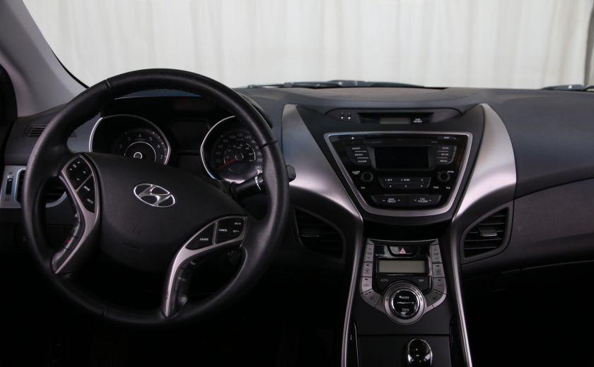 2013 Hyundai Elantra Limited AUTO CUIR TOIT MAGS BLUETOOTH #13