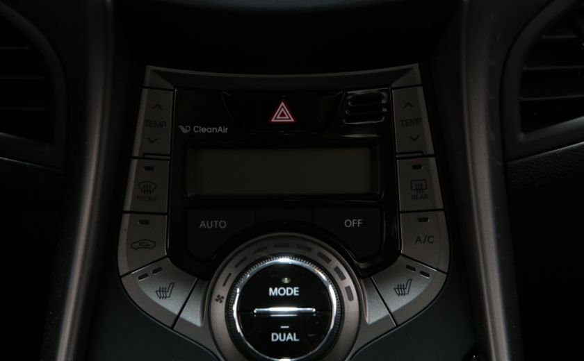 2013 Hyundai Elantra Limited AUTO CUIR TOIT MAGS BLUETOOTH #15