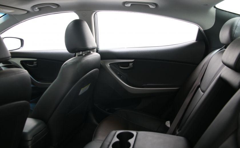 2013 Hyundai Elantra Limited AUTO CUIR TOIT MAGS BLUETOOTH #16