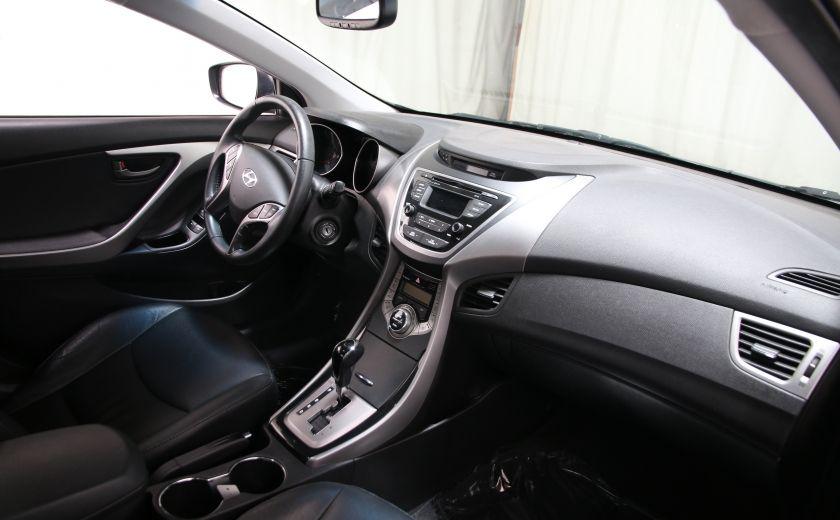 2013 Hyundai Elantra Limited AUTO CUIR TOIT MAGS BLUETOOTH #20