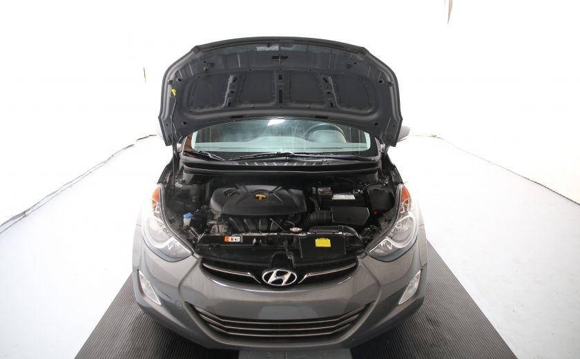 2013 Hyundai Elantra Limited AUTO CUIR TOIT MAGS BLUETOOTH #23