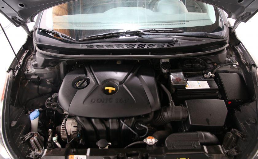 2013 Hyundai Elantra Limited AUTO CUIR TOIT MAGS BLUETOOTH #24