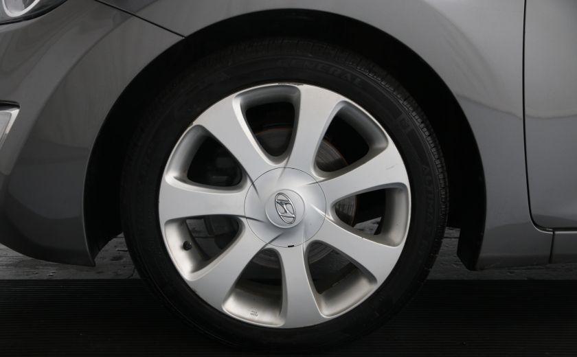 2013 Hyundai Elantra Limited AUTO CUIR TOIT MAGS BLUETOOTH #28