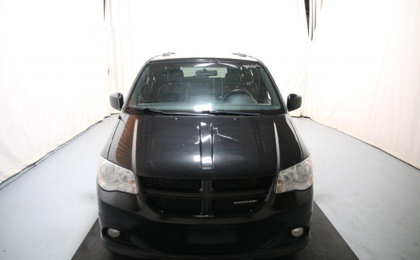 2012 Dodge GR Caravan R/T STOW'N GO CUIR NAV HAYON ELECT #1